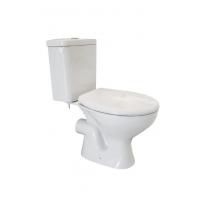 WC SERTI SORTIE HORIZONTALE blanc Classique
