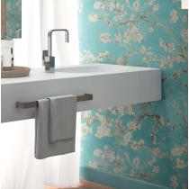 Porte serviettes pour plan vasque HIDROBOX