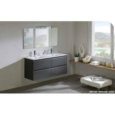 meuble sous vasque suspendre ou poser come robinet co. Black Bedroom Furniture Sets. Home Design Ideas