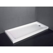 Receveur de douche 160 acrylique Visual Hidrobox par Robinet and Co