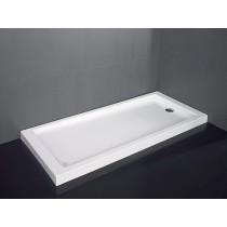 Receveur de douche 160 acrylique Visual Hidrobox par Robinet and Co