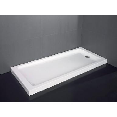 receveur acrylique visual hidrobox robinet and co receveur de douche. Black Bedroom Furniture Sets. Home Design Ideas