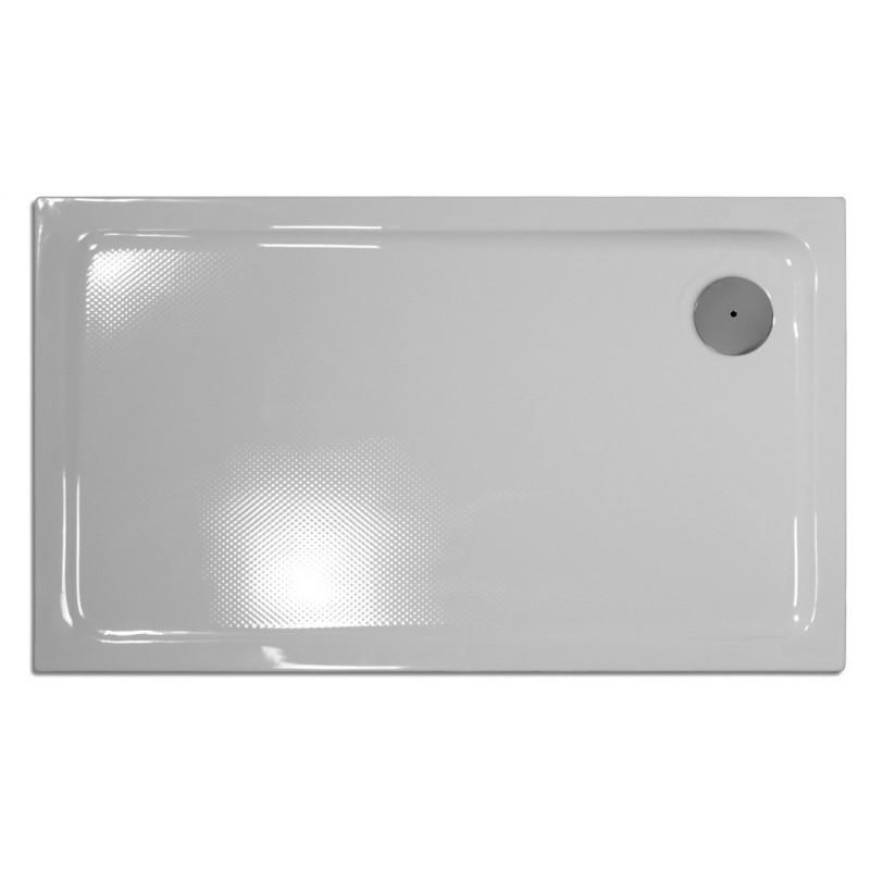 Receveur acrylique extraplat haute performance robinet for Douche fibre de verre