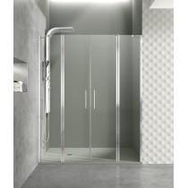 Paroi de douche portes battantes HELIA G