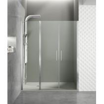 Paroi de douche portes battantes HELIA J