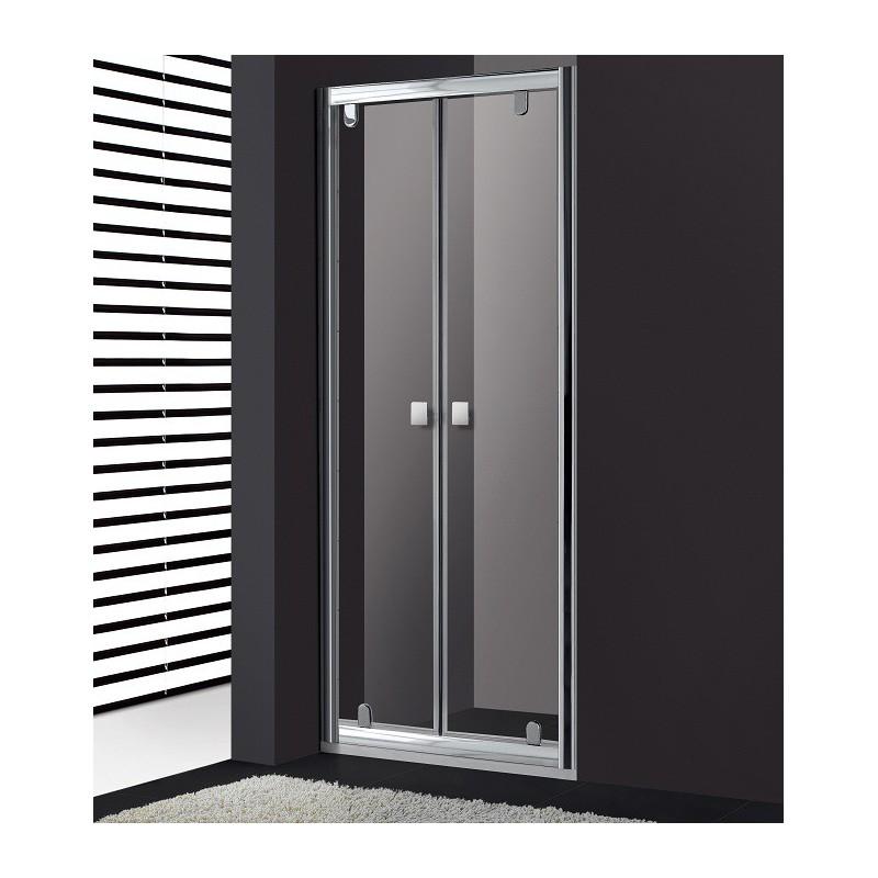 paroi de douche portes battantes cronos slim robinet and. Black Bedroom Furniture Sets. Home Design Ideas