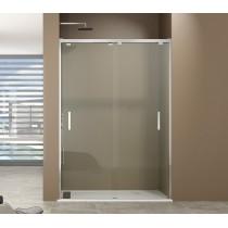 Porte de douche coulissante 110 Dual par Robinet and Co