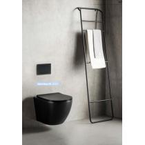 WC suspendu CUV couleur noir