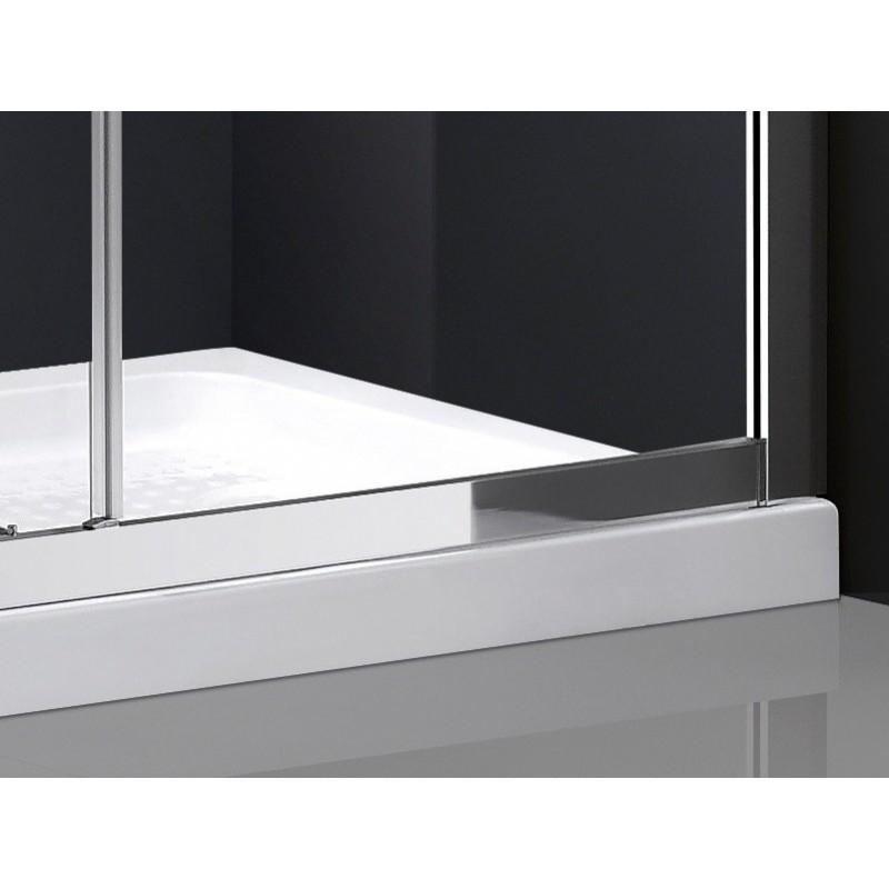 paroi de douche d 39 angle theia acc s frontal robinet and co paroi de douche. Black Bedroom Furniture Sets. Home Design Ideas