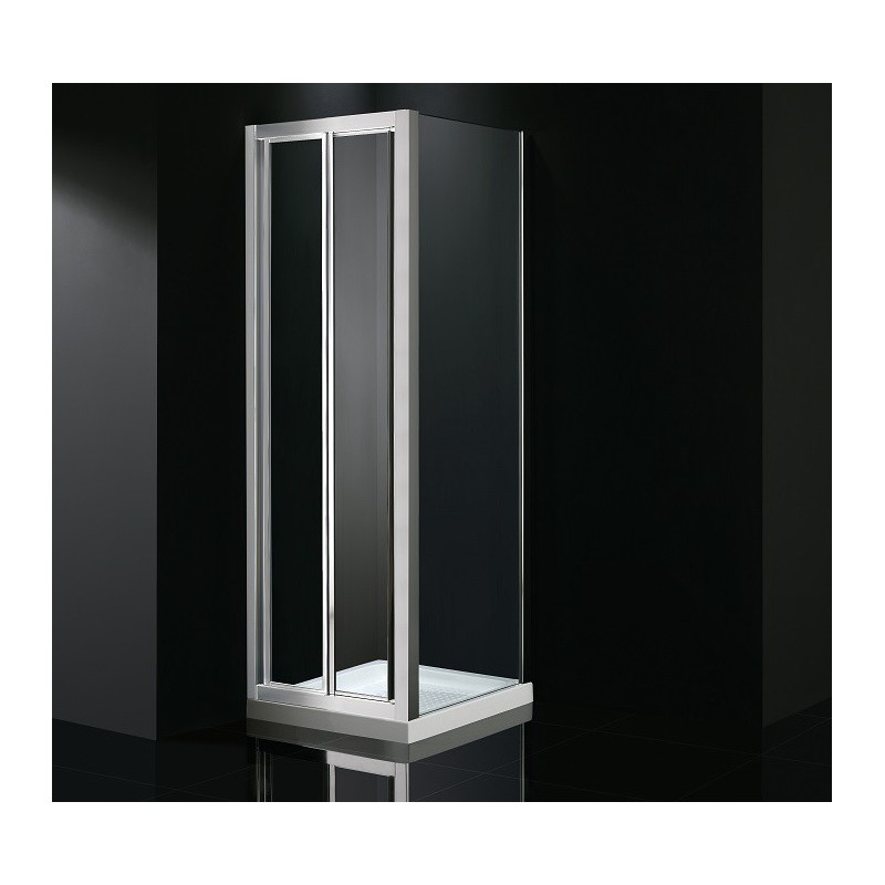 paroi de douche d 39 angle porte pliante ocean acc s sur cot. Black Bedroom Furniture Sets. Home Design Ideas