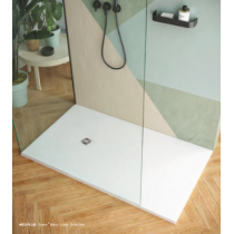 Miroir avec bande large à LED ADEL