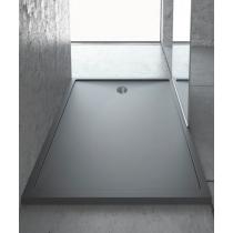 Bac a douche extra plat à rebords Hidrobox par Robinet and Co