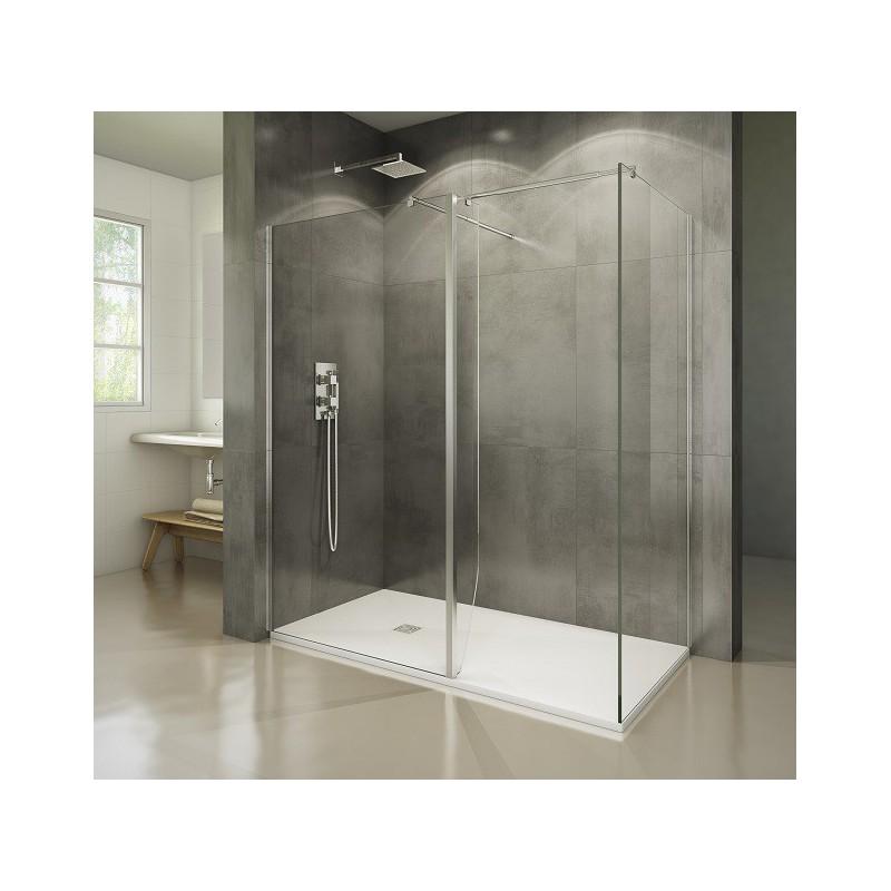 douche devant fentre petite salle de bain avec douche et baignoire petite salle de bain amnage. Black Bedroom Furniture Sets. Home Design Ideas