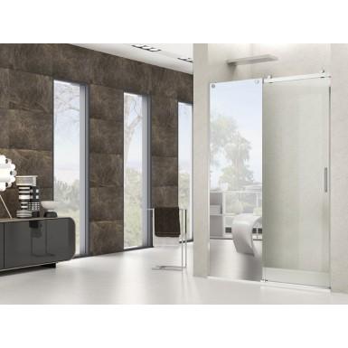 option panneau miroir sur paroi de douche robinet and co accessoires douche. Black Bedroom Furniture Sets. Home Design Ideas