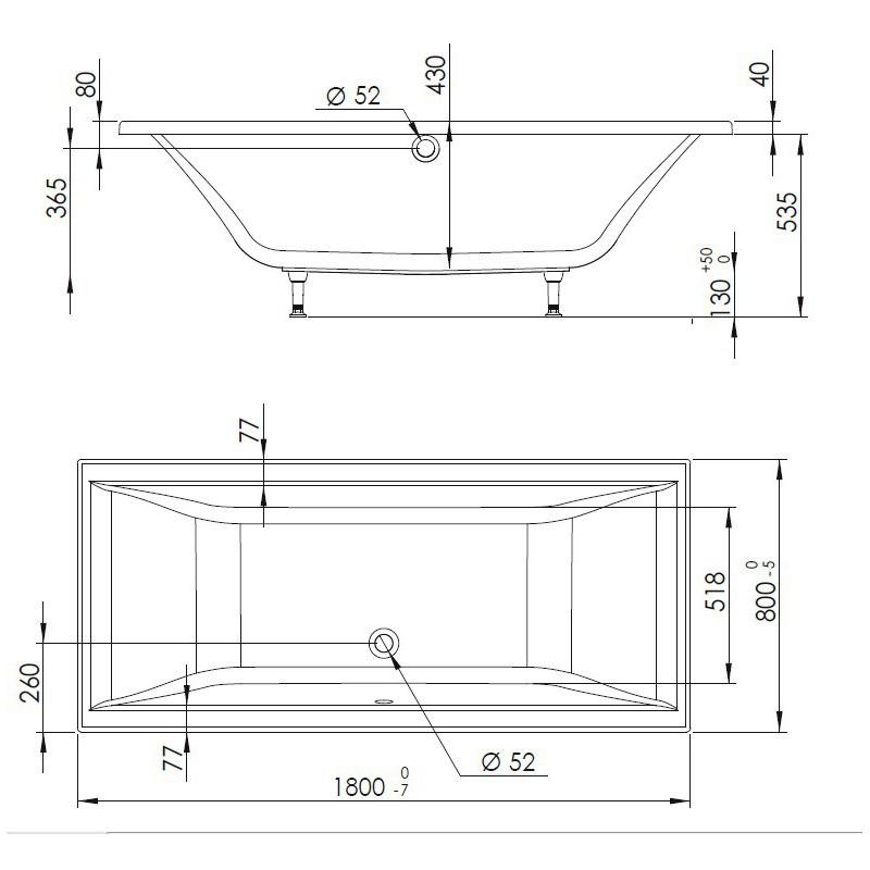 baignoire balneo droite maison design. Black Bedroom Furniture Sets. Home Design Ideas