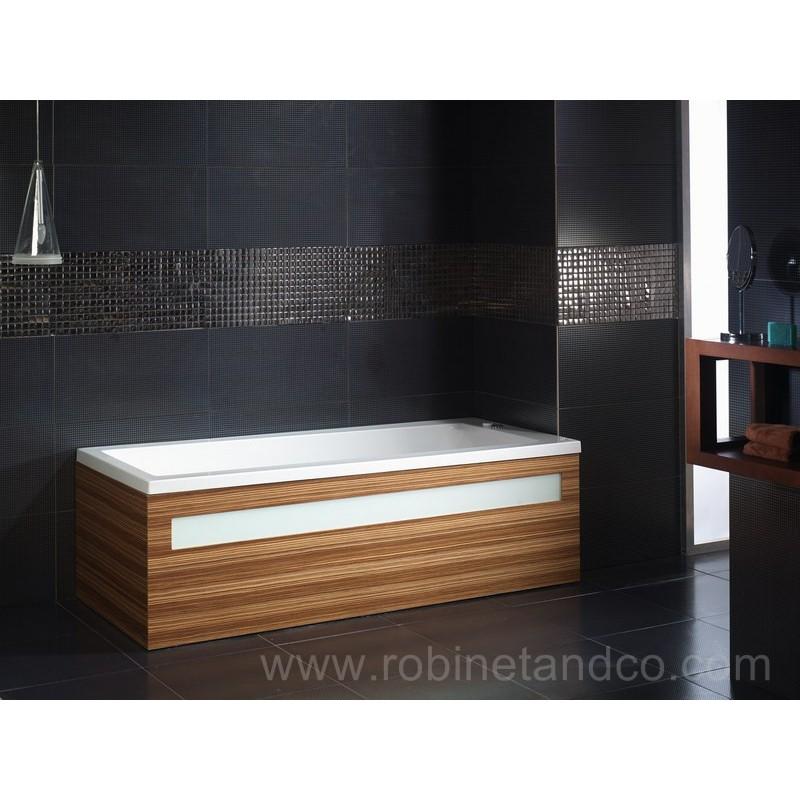 baignoire balneo droite hydromassante jazz 170 x 75. Black Bedroom Furniture Sets. Home Design Ideas