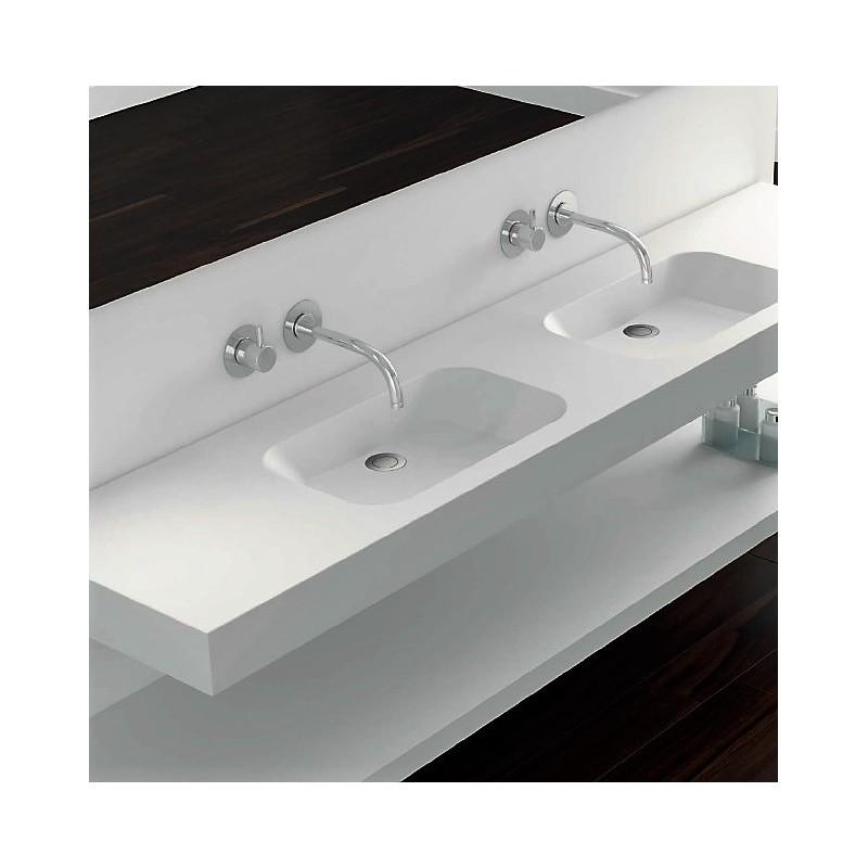 vasque a suspendre Robinet u0026 Co