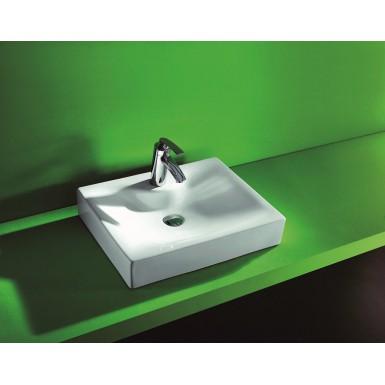 vasque poser en porcelaine maill e danube robinet and co vasque et lavabos. Black Bedroom Furniture Sets. Home Design Ideas