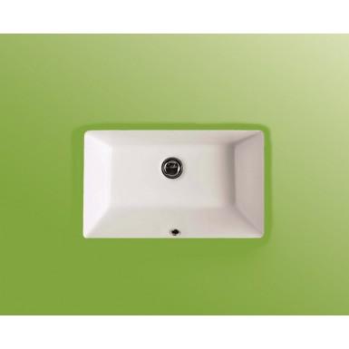 vasque encastrer sous plan porcelaine maill e rhin robinet and co vasque et lavabos. Black Bedroom Furniture Sets. Home Design Ideas