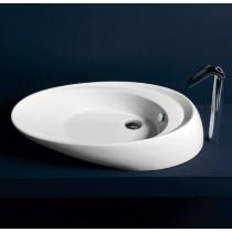 Vasque à poser en céramique BOHEMIAN 78 x 48 cm