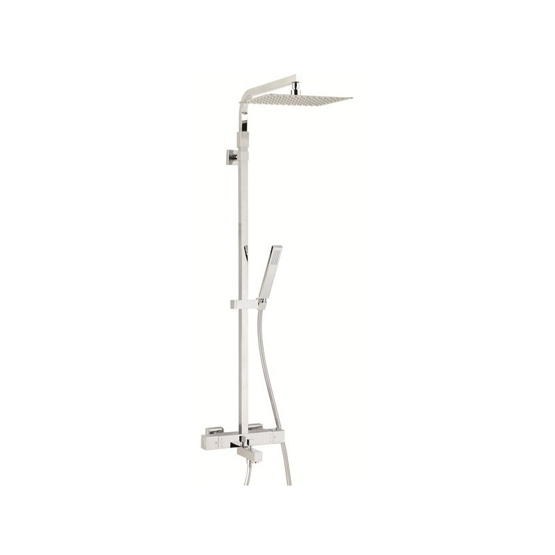 Colonne bain douche thermostatique touareg Robinet and Co