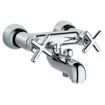 Robinet de salle de bain chromé mélangeur Eletra par Robinet and Co