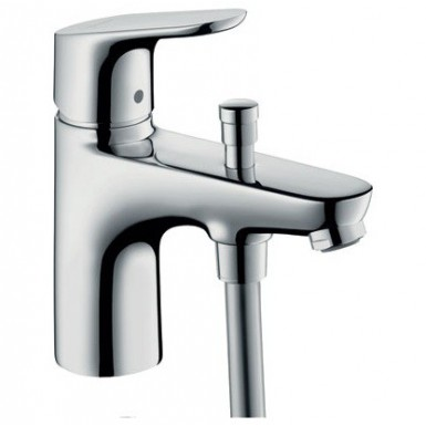 Mitigeur Bain Douche Monotrou Hansgrohe Focus Robinet And Co