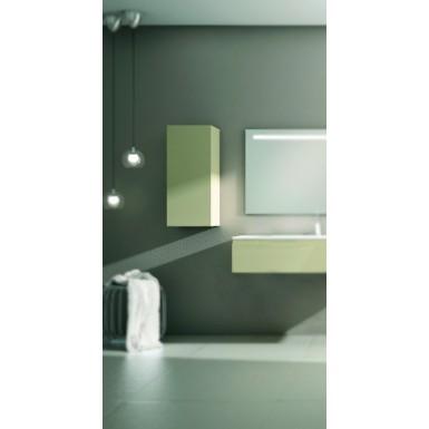 armoire salle de bain suspendue gamma 1 porte robinet and co meuble suspendu. Black Bedroom Furniture Sets. Home Design Ideas