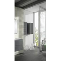 Armoire de salle de bain suspendue KUTA 1 porte