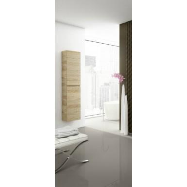 colonne de salle de bain suspendue delta 2 portes - Colonne Suspendu Salle De Bains