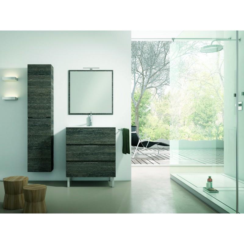 meuble sous vasque kappa sur pieds 3 tiroirs robinet and co meuble sur pieds. Black Bedroom Furniture Sets. Home Design Ideas