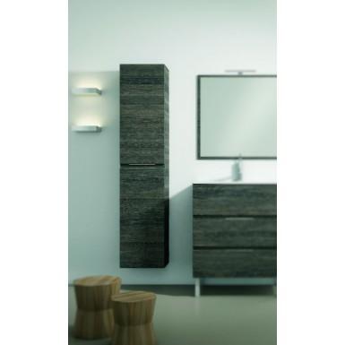 Colonne de salle de bain suspendue sydney 2 portes vente meuble suspendu robinet and co - Colonne 2 portes salle de bain ...