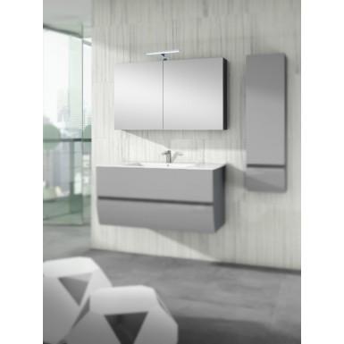 armoire de toilette miroir berty 2 ou 3 portes robinet. Black Bedroom Furniture Sets. Home Design Ideas