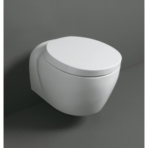 WC suspendu compact design collection Bohemien Simas par Robinet and Co