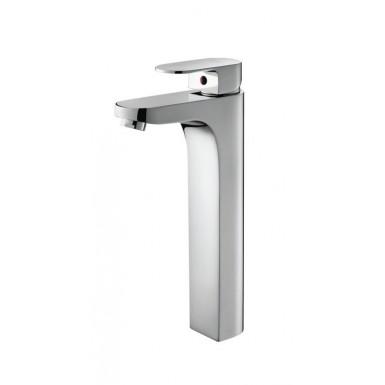 mitigeur vasque haut monotrou chrom grenat - Mitigeur Haut Vasque