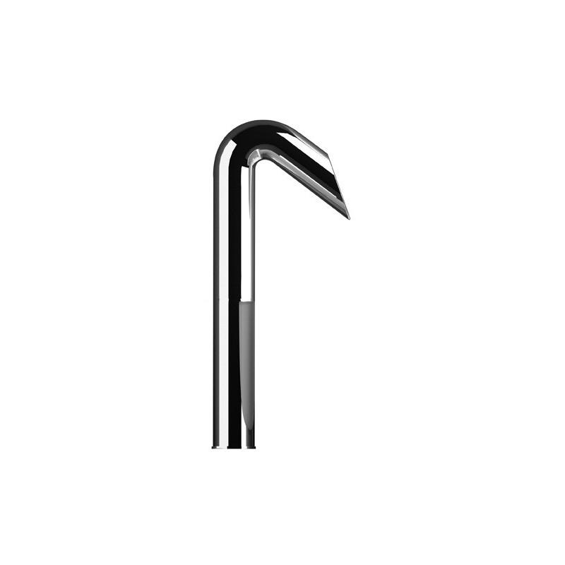 mitigeur cascade haut onlyone noir ib robinetterie. Black Bedroom Furniture Sets. Home Design Ideas