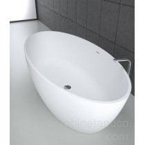 Baignoire ilot Solid Surface SPACE 180 Hidrobox