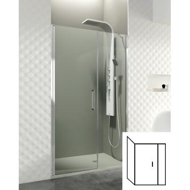 paroi de douche d 39 angle porte battante helia e robinet and co paroi de douche. Black Bedroom Furniture Sets. Home Design Ideas