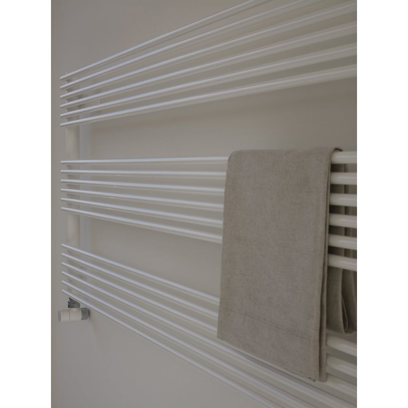 radiateur s che serviette horizontal ritmato robinet and co radiateur. Black Bedroom Furniture Sets. Home Design Ideas