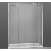 Paroi de douche double coulissante PHEBE SPAZIO 150 cm