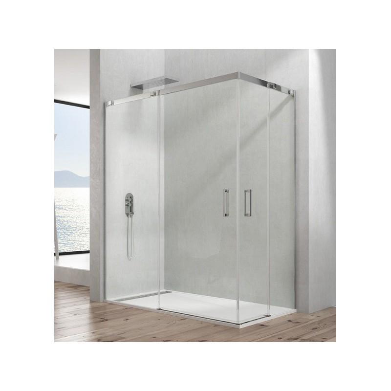 Catgorie accessoire douche page 36 du guide et comparateur d 39 achat - Paroi douche angle 90 ...