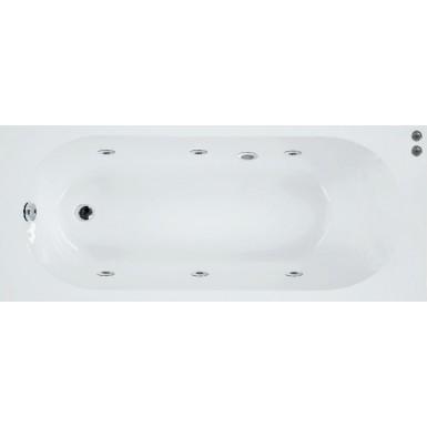 Baignoire acrylique Serena hydromassage confort SANYCCES
