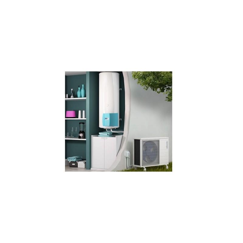 chauffe eau thermodynamique atlantic odyss e split 200l avec sa pompe chaleur robinet and co. Black Bedroom Furniture Sets. Home Design Ideas