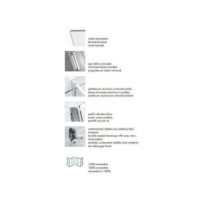 nettoyer paroi de douche great comment choisir sa porte et sa paroi de douche with nettoyer. Black Bedroom Furniture Sets. Home Design Ideas