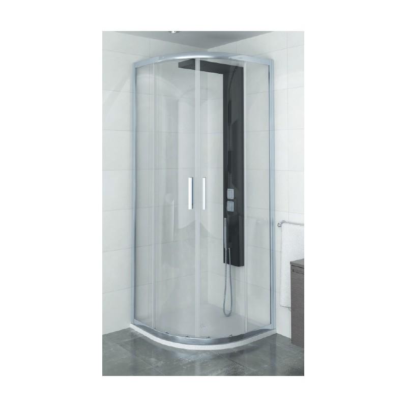 paroi de douche quart de cercle manhattan robinet and co paroi de douche. Black Bedroom Furniture Sets. Home Design Ideas