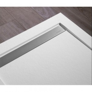 receveur de douche caniveau extra plat hidrobox robinet and co. Black Bedroom Furniture Sets. Home Design Ideas
