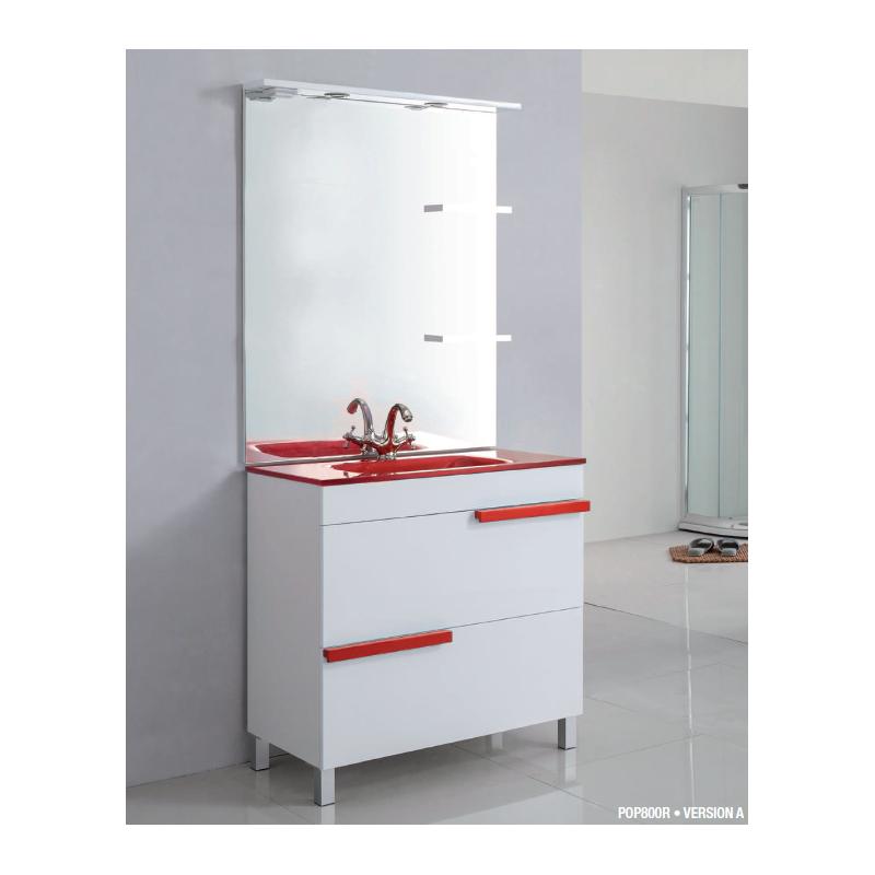 Meuble sous vasque poser pop robinet and co meuble sur for Meuble sous fenetre