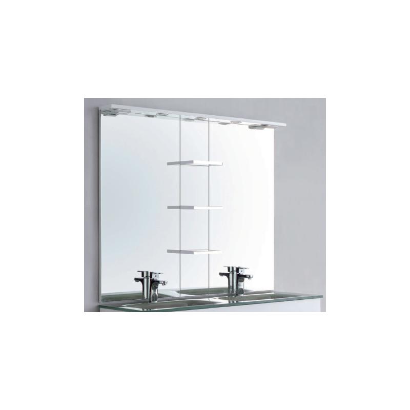 Miroir rectangulaire pop robinet and co miroir for Miroir rectangulaire
