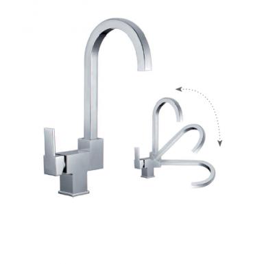 robinet de cuisine rabattable affordable robinet cuisine rabattable castorama robinet cuisine. Black Bedroom Furniture Sets. Home Design Ideas