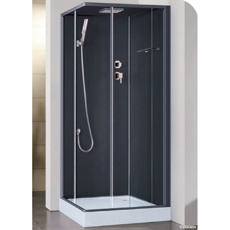 cabine de douche int grale teva robinet and co cabine de. Black Bedroom Furniture Sets. Home Design Ideas